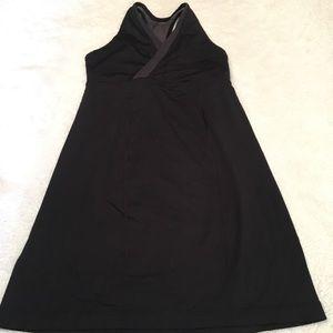 Lululemon black long top